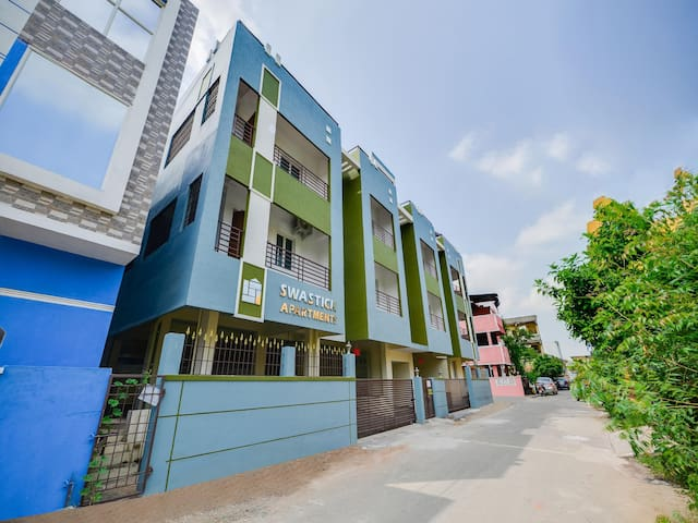 OYO-Economical 1BR Abode in Maduravoyal-Trending Now!