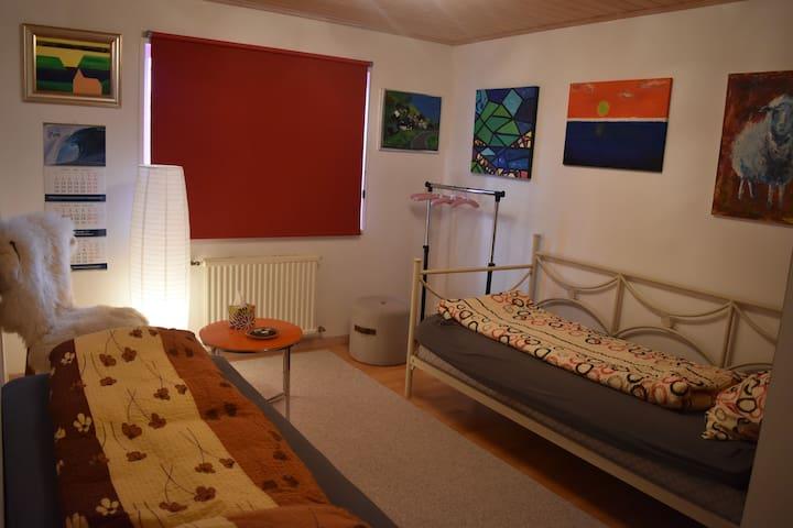 Twin room family house Klaksvík - Klaksvík - Hus