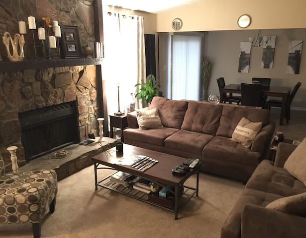 COZY private room in urban suburban - Riverdale - House