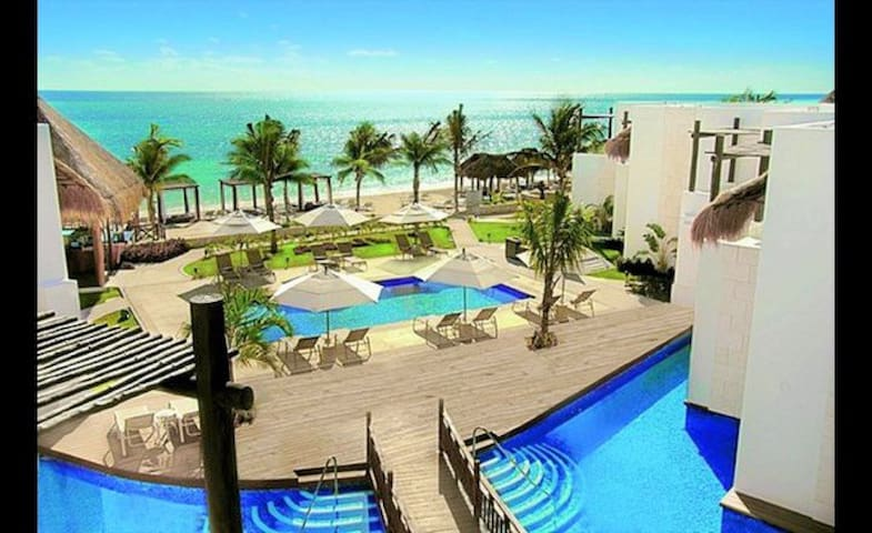 Azul Beach Resort/Rivera Maya & Cancun