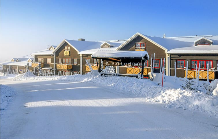 Holiday apartment with 4 bedrooms on 115m² in Sälen