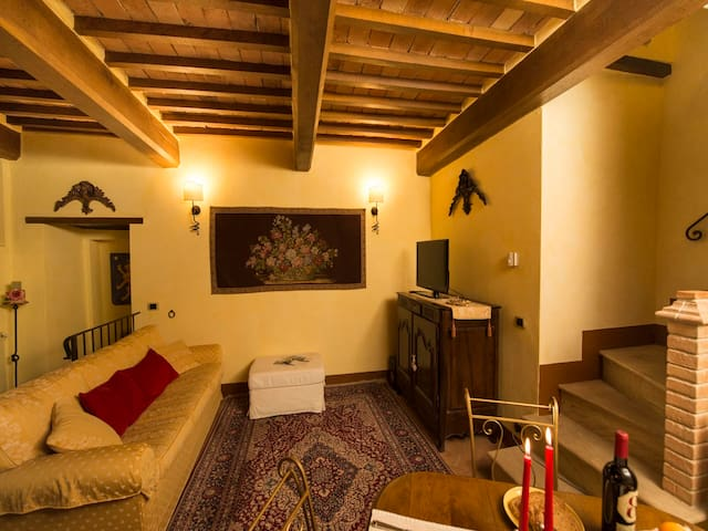Il Sogno di Luisa - Luxurious 2bdr in Val d'Orcia!