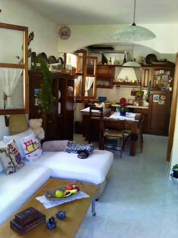 compartir es vivir - Capanne-Prato-Cinquale - Condomínio