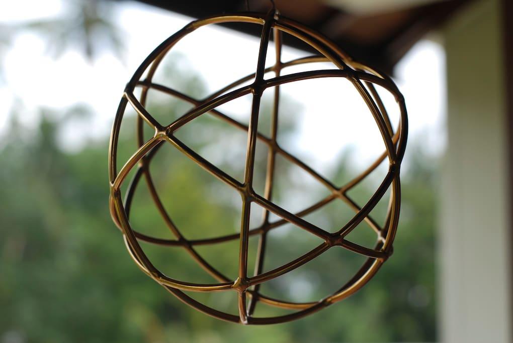 spinning pentasphere