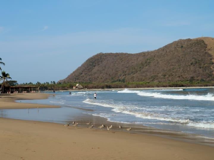 Diana 🏖 Paraíso con 2 albercas y 20 pasos a playa