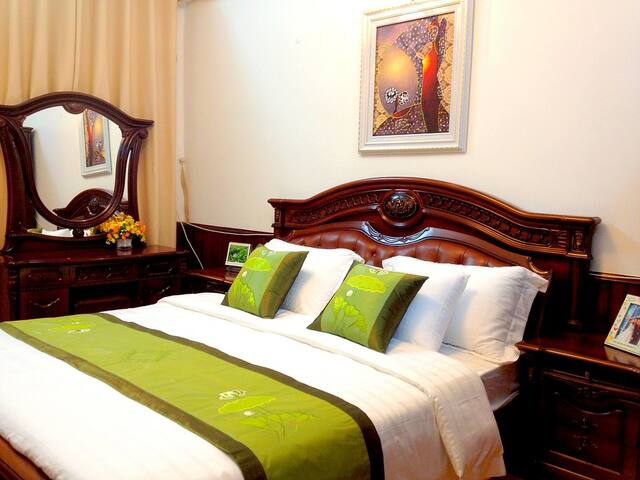 Executive 80m2 serviced apartment - Hanoi - Vila