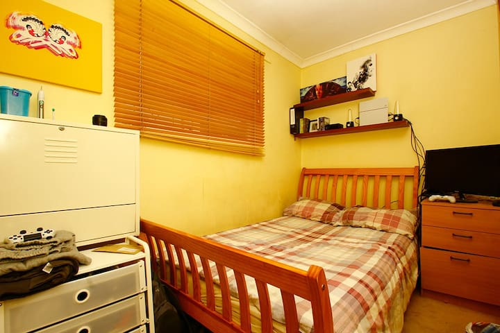 Central London Double, Warm & Cosy