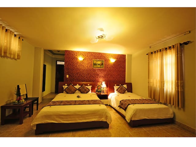 Sports hotel -Superior Twin Room - Hue - Bed & Breakfast