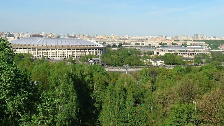 3 rooms apartment in Moscow center (MSU, Luzhniki)