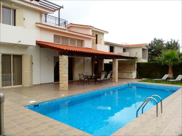 3 bedroom villa Milana in Chloraka - Chloraka - Villa
