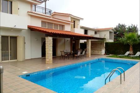 3 bedroom villa Milana in Chloraka - Chloraka