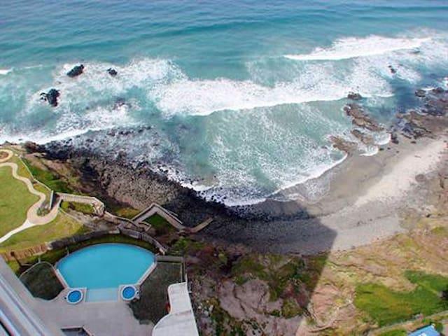 BEACH paradise 30 min south boarder - Rosarito Beach - Apartment