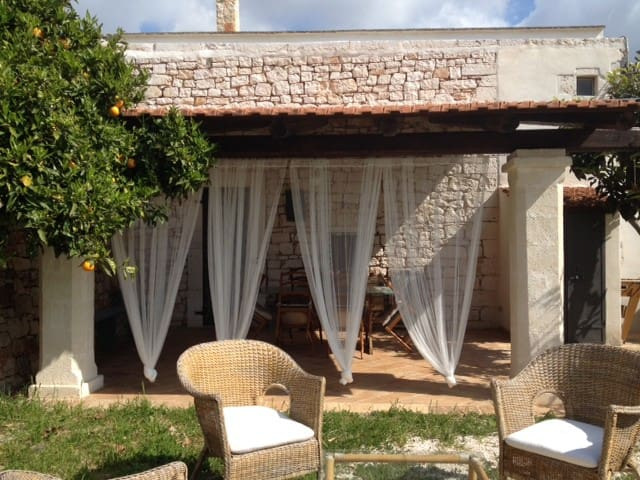 Conversano Beautiful country house - Conversano - Huis