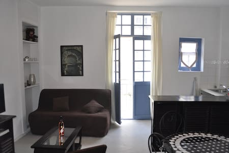 41M2 apartment near the old harbor