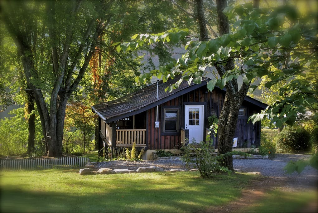 Windcrest loft smoky mountains cabins for rent in Smoky mountain nc cabin rentals