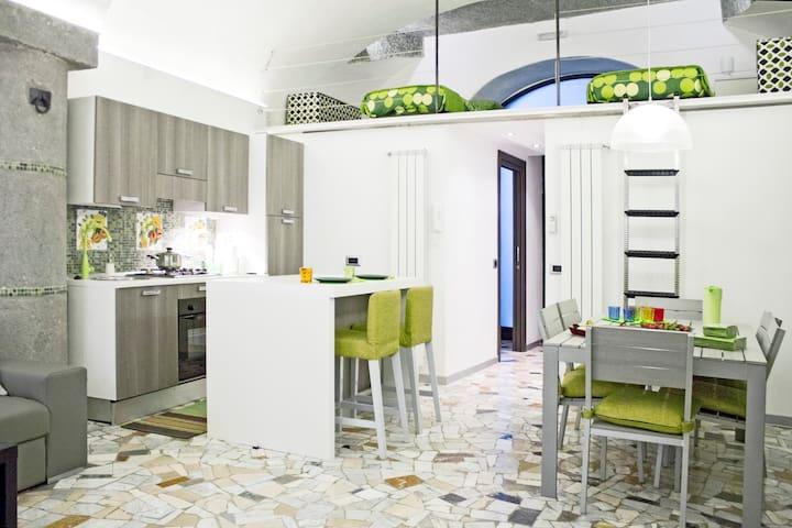 Loft design dans le Palazzo Sannica - Naples - Loft