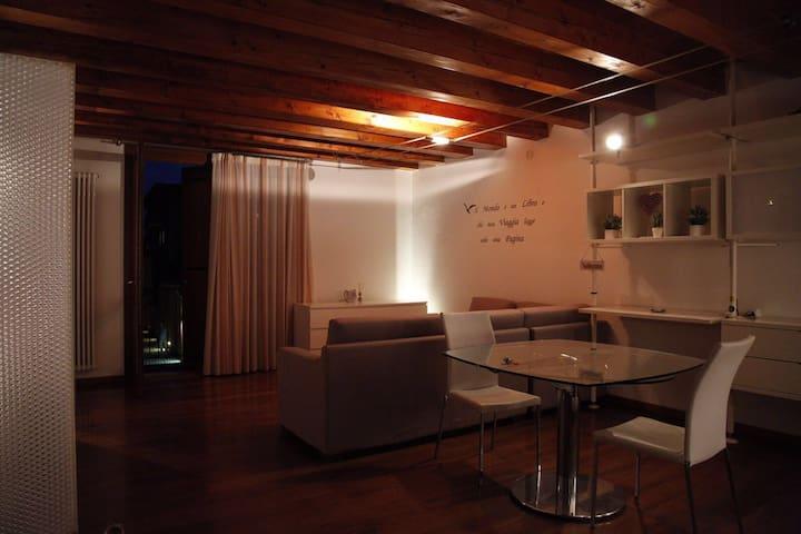 La casa di Leo - Monolocale a 5 minuti dal centro - Vicenza - Byt