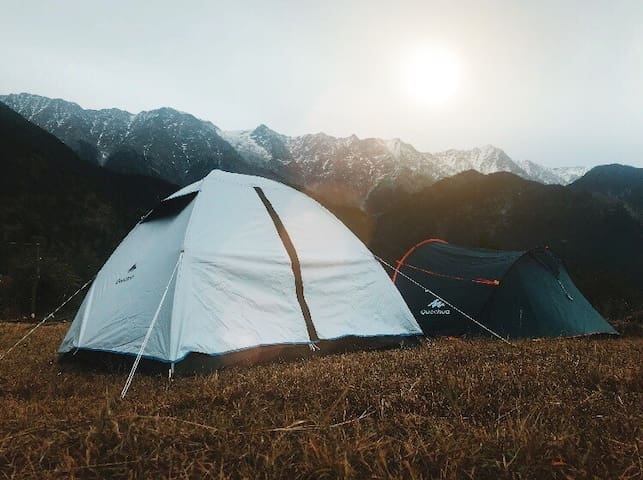 LIFE AWAY FROM LIFE-Camping