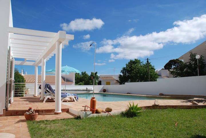 Praia da Luz Beach Villa