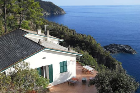 Exclusive villa in the 5 terre area - Framura - Hus