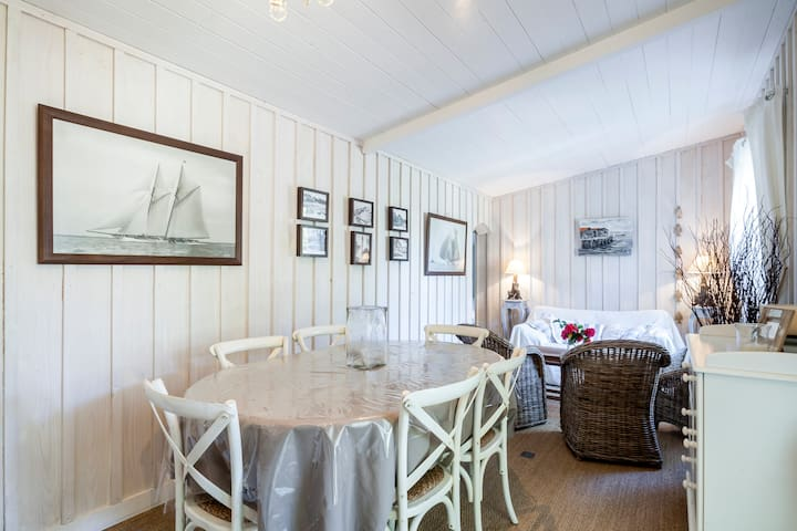Lovely typical house in Cap-Ferret! - Lège-Cap-Ferret - Villa