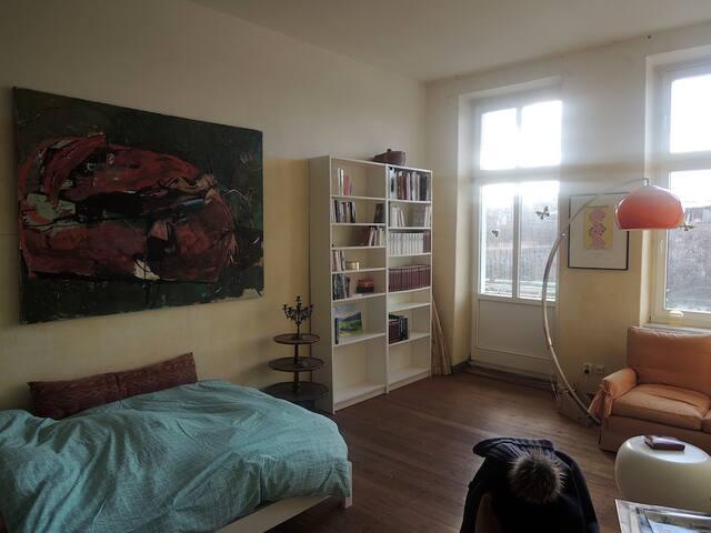 Bohemian Style mitten in Berlin - Berlin - Apartment