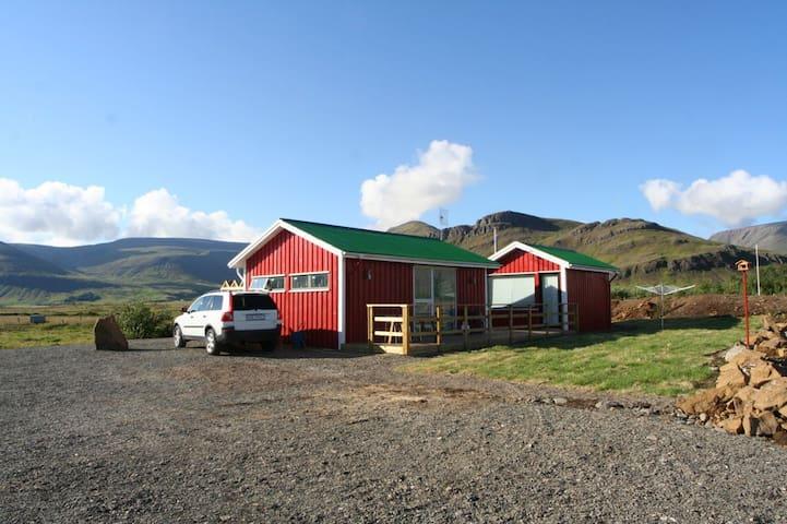 Sólvellir 1. 42 KM TO REYKJVÍK NORTHEN LIGHT SITE - Reykjavik - Hus