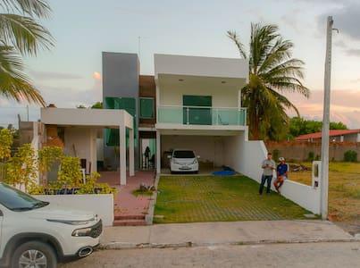 Casa de praia em Paripueira (Condomínio Fechado)