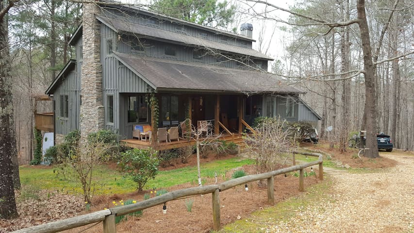 Cozy getaway for your family - Cartersville - Hus