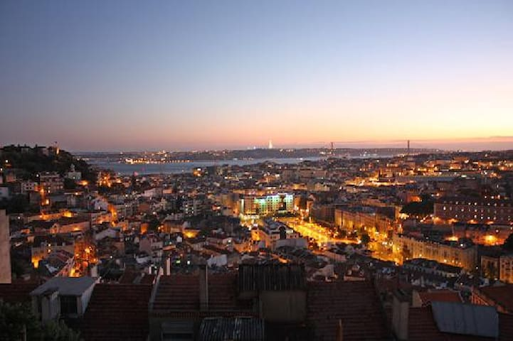 NEW Best view of Lisbon 2