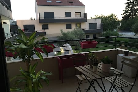 Appartment near Orly's airport & 15min. from Paris - Villeneuve-Saint-Georges - Appartement