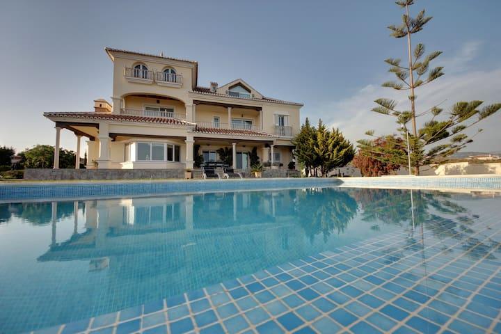 Spectacular Villa/Guesthouse Malaga - Lagos