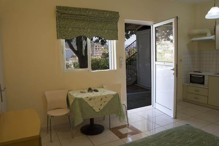 A quiet, peaceful and very relaxing double room
