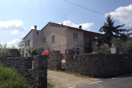 B.M.G.lejligheder i Landhus Toscana - Battifolle-Ruscello, Arezzo