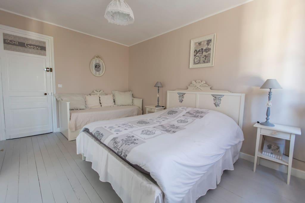 Aux petits bonheurs chambre cosy chambres d 39 h tes for Chambre d hote nord pas de calais