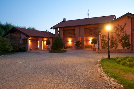 Lake Maggiore Luxury Home - Agrate Conturbia - Villa