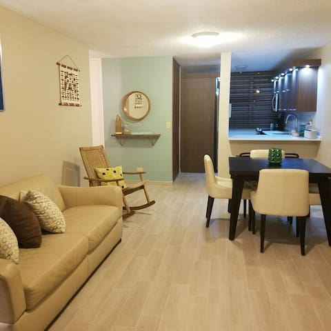 Renovated,  Beachfront, 1st Floor ! - Luquillo - Lägenhet