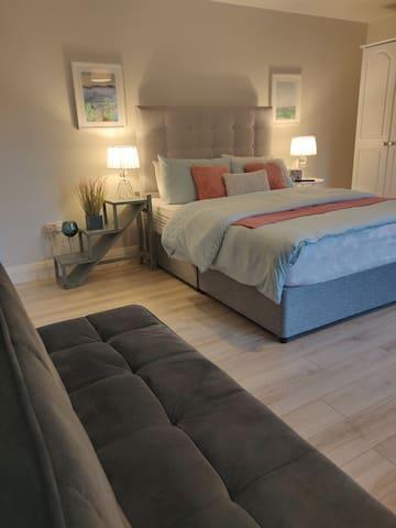 Full apartment.