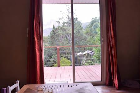 T2 meublé à louer en pleine nature, Mont Dore