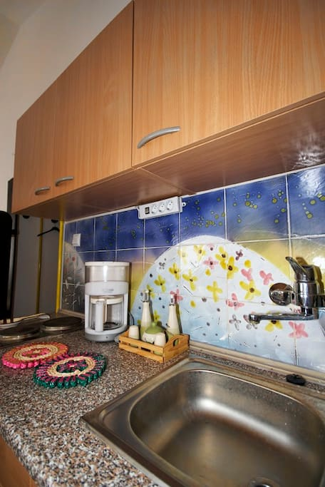 kitchen, a detail