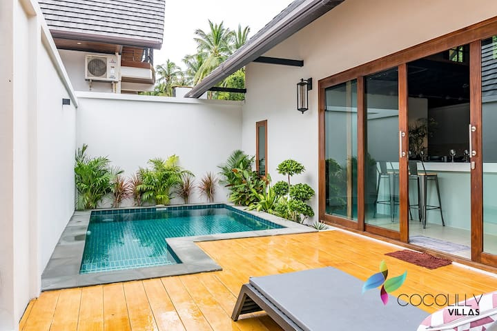 COCO LILLY, Plunge Pool Villa 2