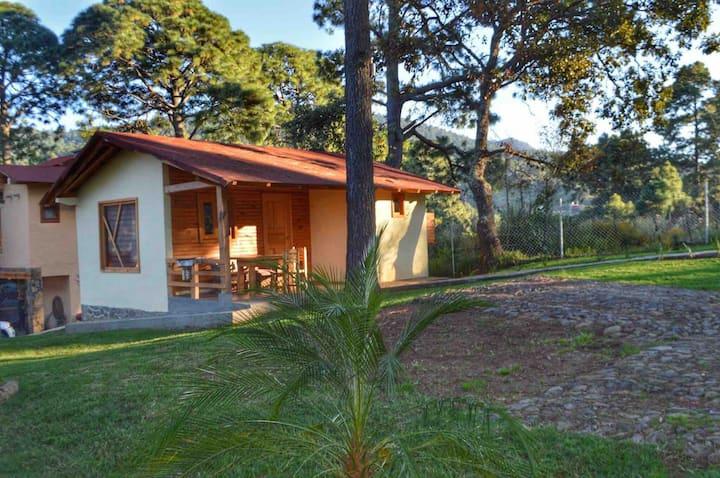 Suite Bugambilia 2 pers en Villas Guízar Mazamitla