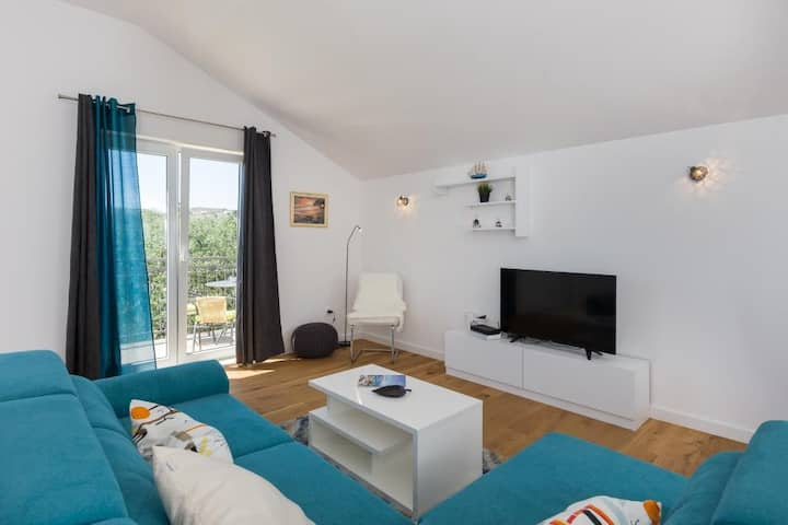 Apartment Green Oase - Three Bedroom Apartment with Balcony