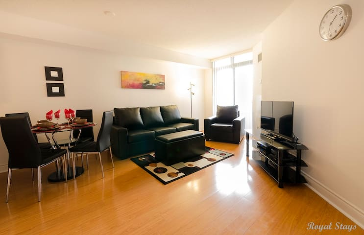 1 Br Condo, North York-Sky Mark II