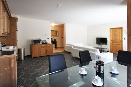 Luxury 3-bedroom central Cham apt