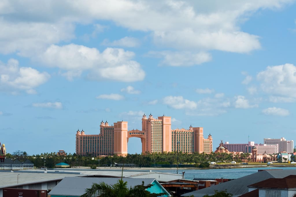 One Bedroom Near Atlantis Bahamas Apartments For Rent In Nassau
