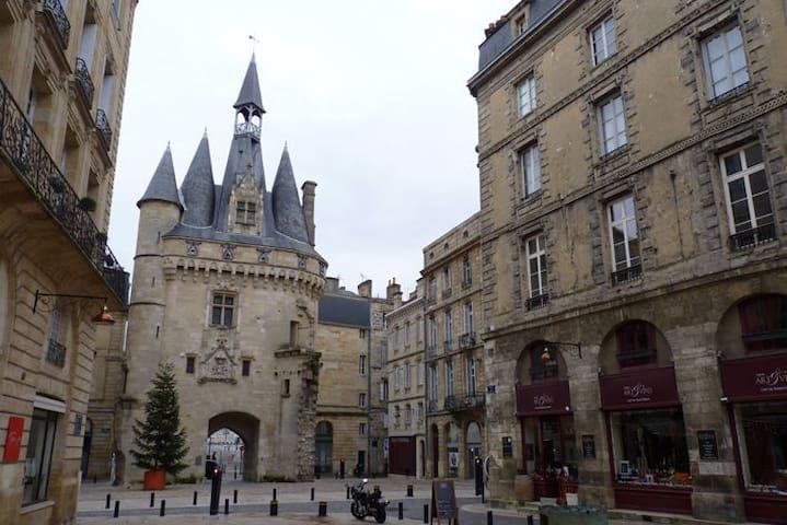 JOLI DUPLEX - 85 M2 - CENTRE HIST - Bordeaux - Appartement