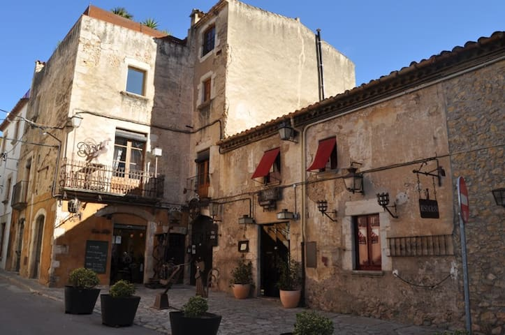 CAN FELIP - Apartment 1 (18th c.) - Palafrugell - Apartment