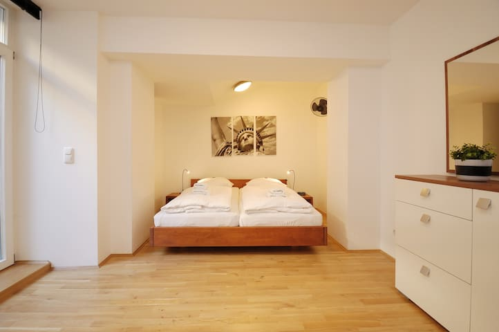 New York style apartment in Munich - Munich - Apartment