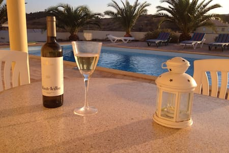 A lovely villa with private pool  - Tavira - Villa
